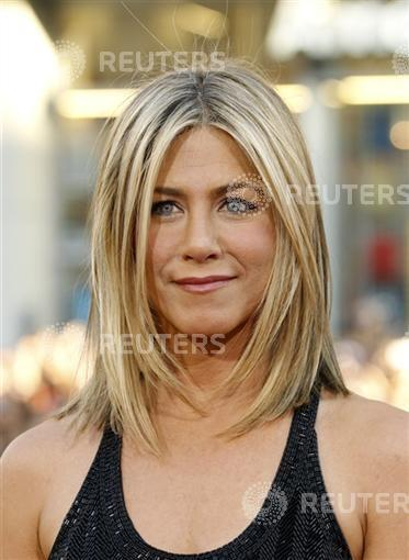Jennifer Aniston Shoulder Length Hair