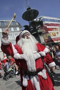 World Santa Claus Congress 2011, Copenhagen (PHOTOS )