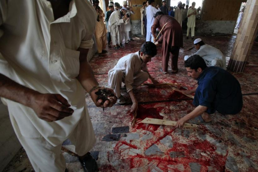 Five Killed, 37 Injured In Bomb Blast Targeting Islamist Leader In Pakistan