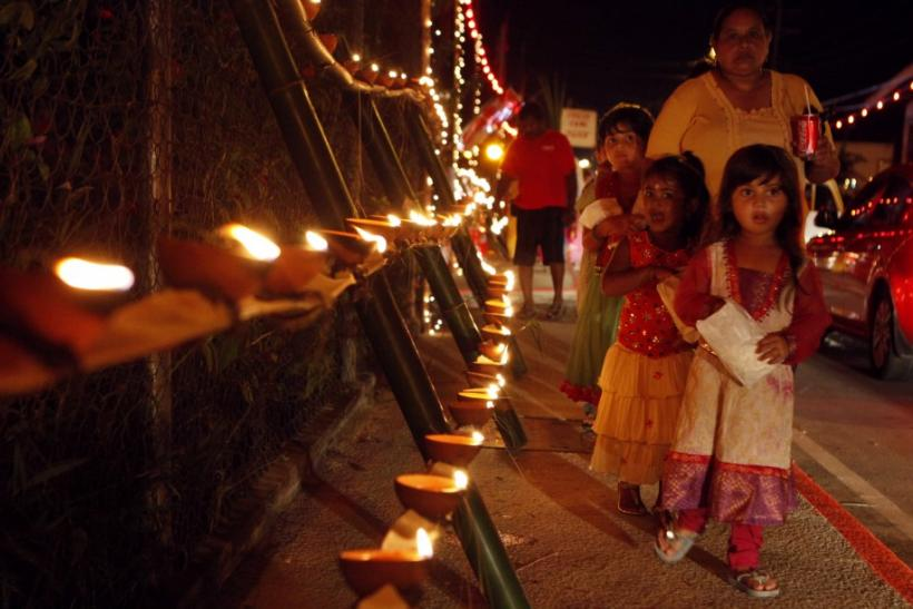 Diwali in Trinidad http://www.ibtimes.com/diwali-celebrations-around-world-photos-708898
