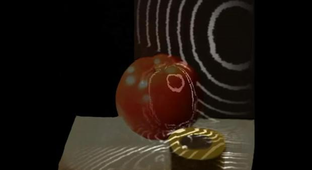 A Trillion FPS Camera visualizes light movement as it pass around objects