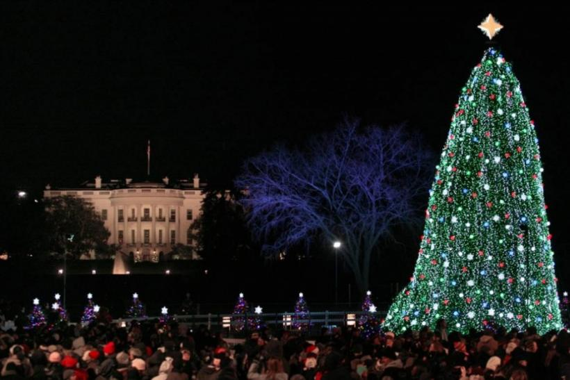 National Christmas Tree 2011