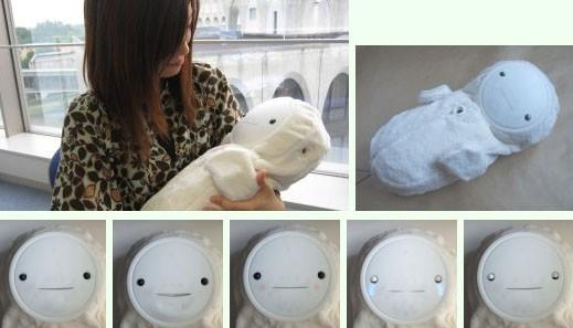 Babyloid Therapeutic Robot Can Cure Loneliness and Depression