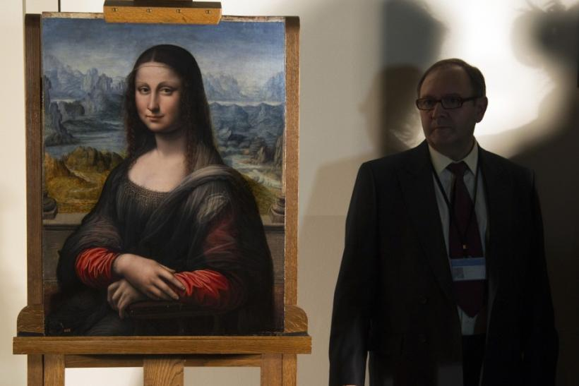 Oldest Copy of Mona Lisa Painted Alongside the Original Found in Spain