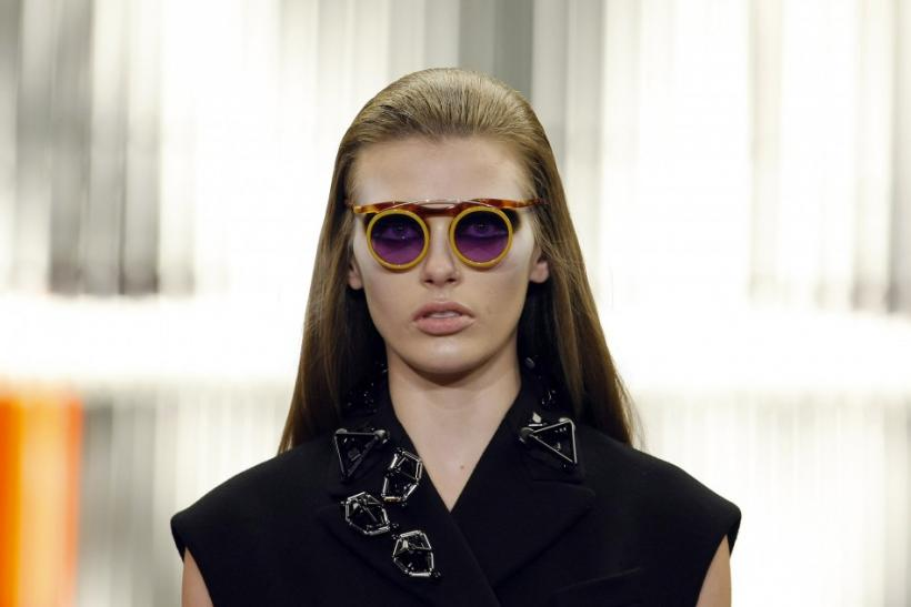 Complete Look of Prada's Autumn/Winter Collection at 2012 Milan Fashion Week