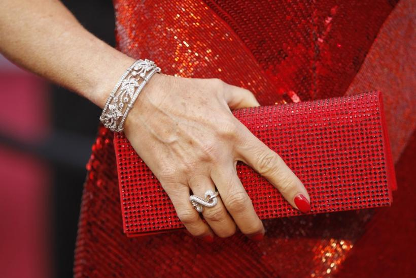 Jewelry on the Red Carpet in the Changing of Times