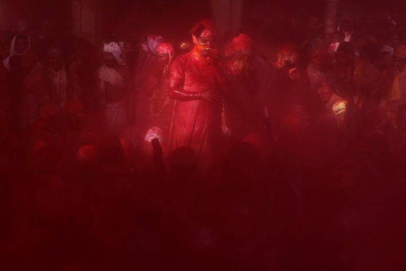 Lathmar Holi in India