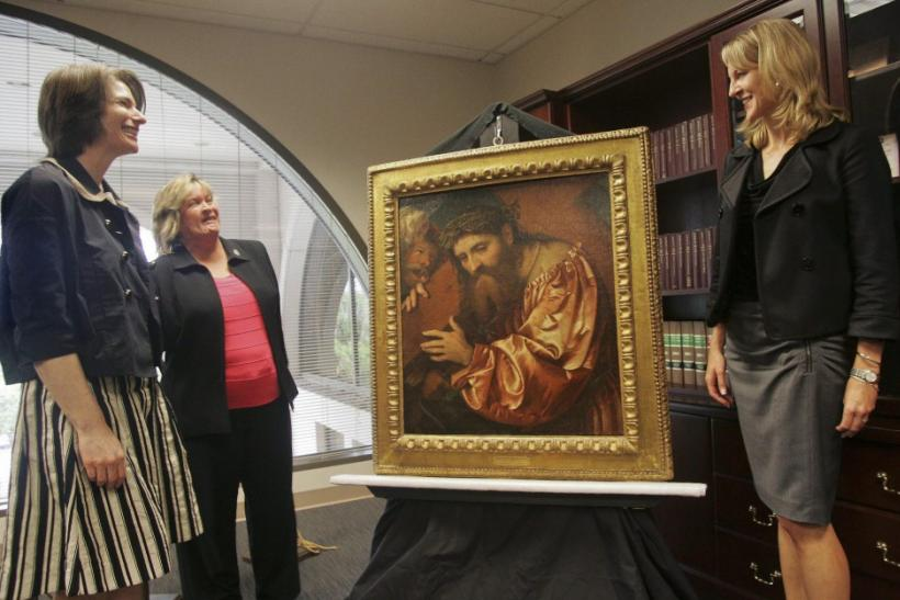 500-year-Old Painting Returned to Jewish Family on Holocaust Remembrance Day [PHOTOS]
