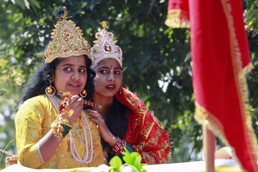 Krishnashtami- Festival of Lord Krishna Celebrated in India (Photos)