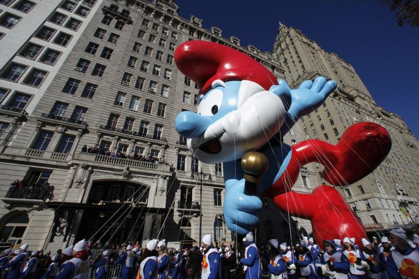 Thanksgiving Day Parade Photos