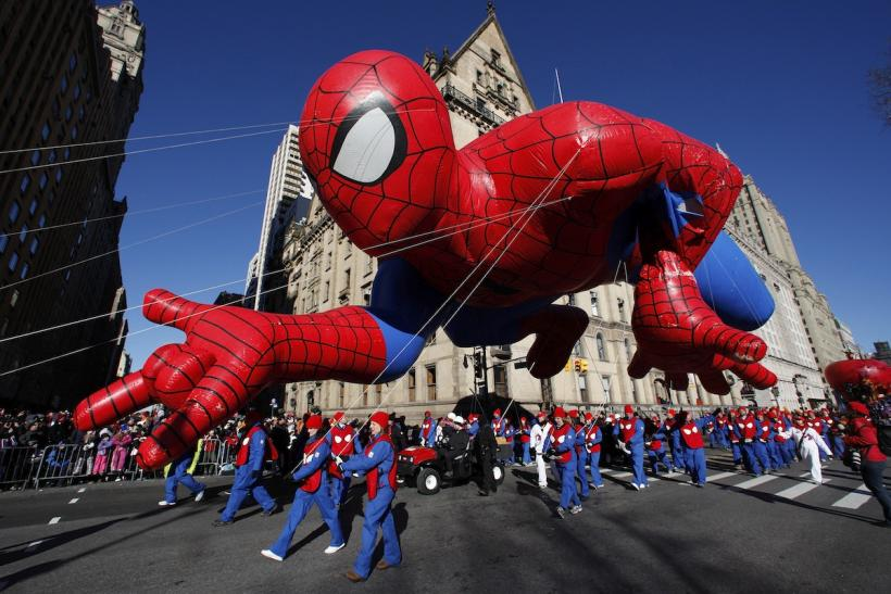 Thanksgiving Parade Photos
