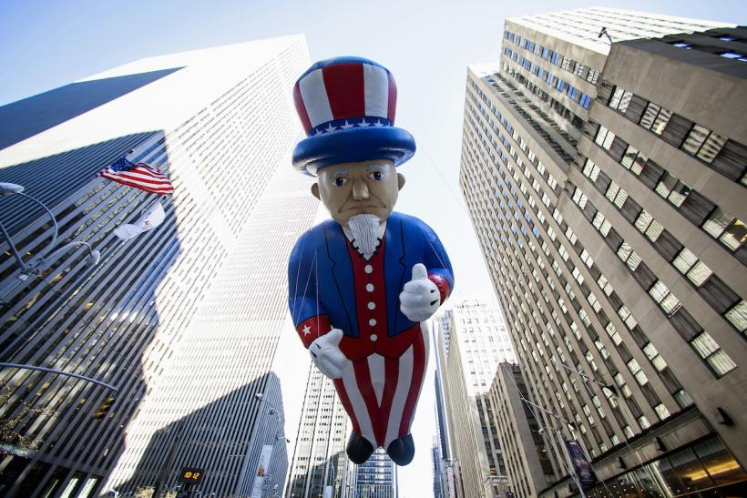 Uncle Sam Balloon