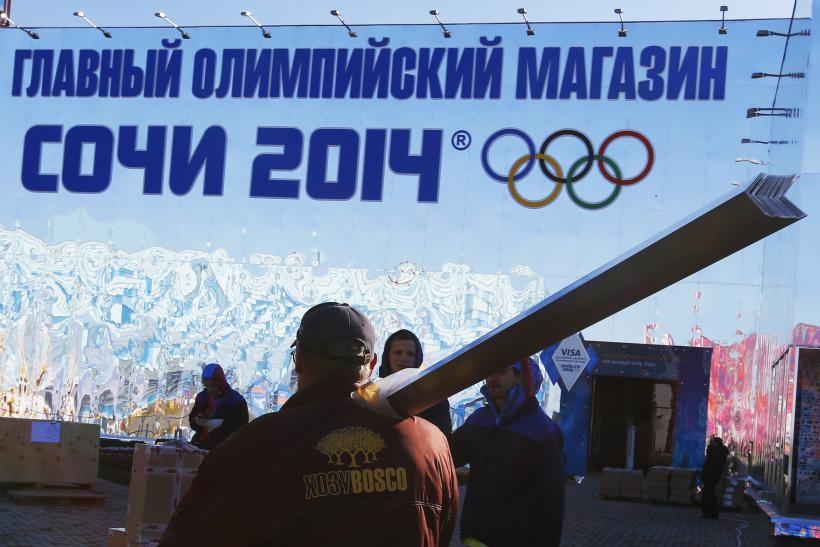Sochi Construction material
