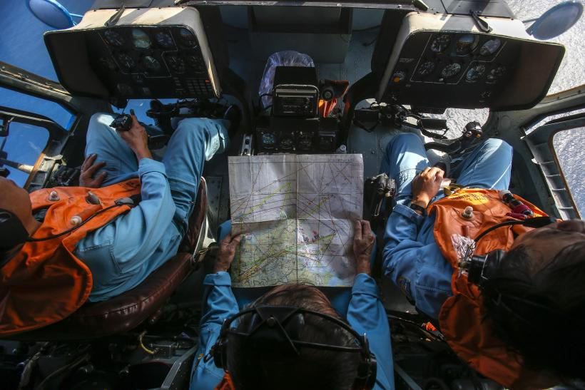 Military Search Mh370 Malaysia Airlines