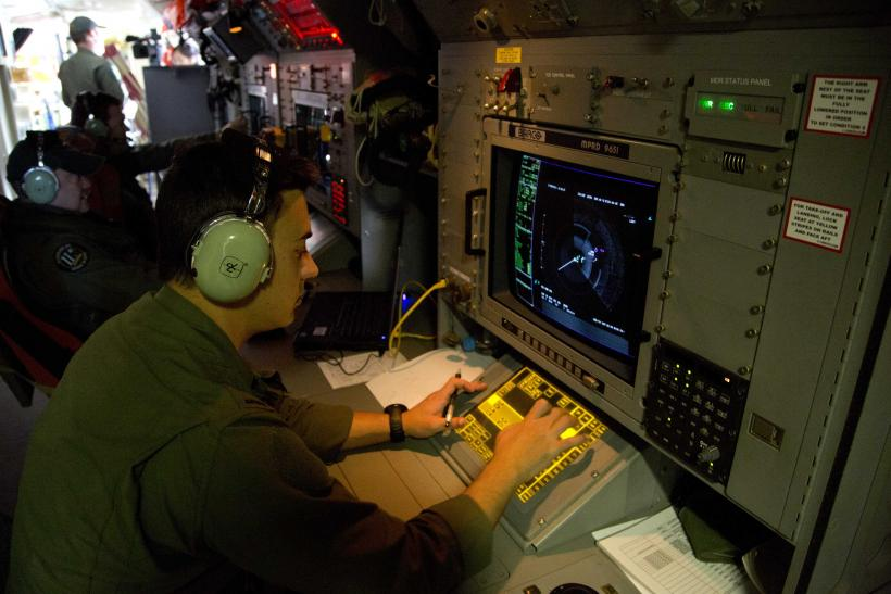 MH370 Australian Air Force Search