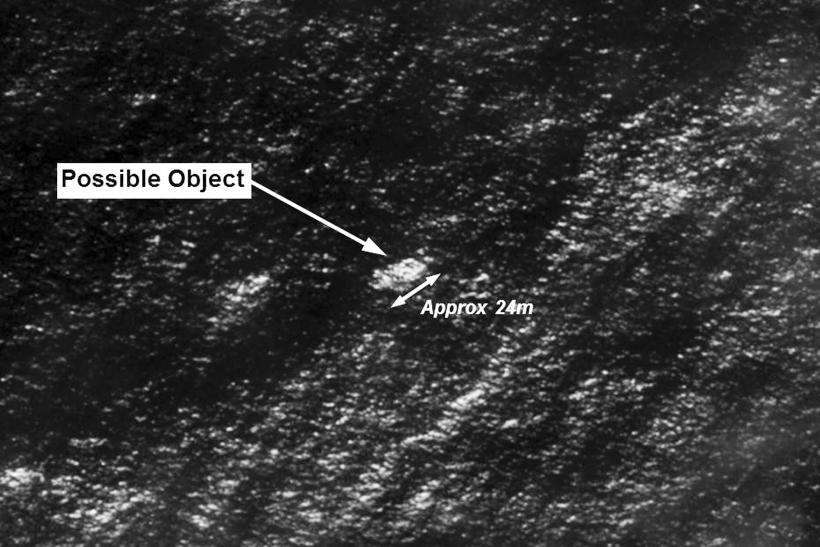MH370 march 20 satellite 2
