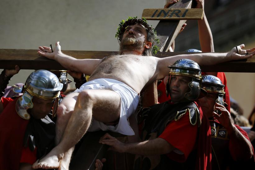 Good Friday Germany Crucifix