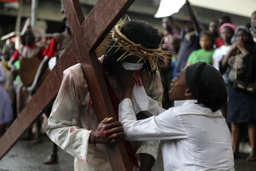 Good Friday Guard Lagos Jesus Christ