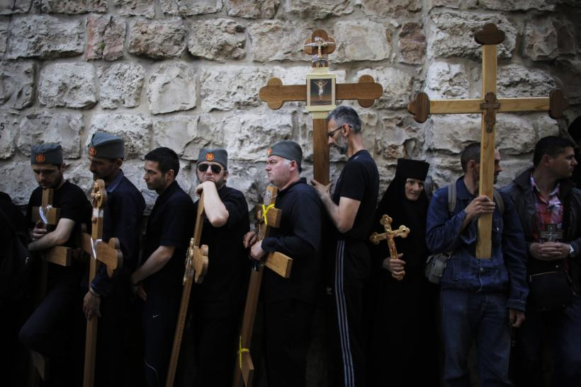 Good Friday Jerusalem