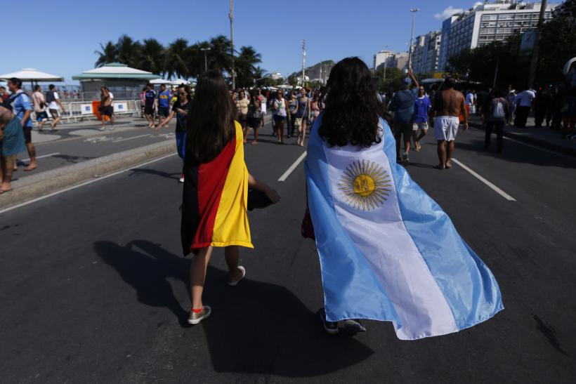 Germany v Argentina: Watch a Live Stream of the international friendly – available UK & Ireland