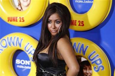 Snooki of 'Jersey Shore'