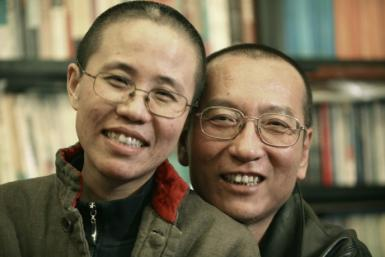Liu Xiaobo And Liu Xia
