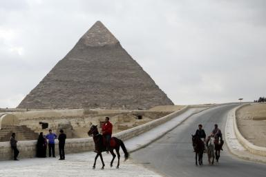 Egypt Tourist Sites Reopened