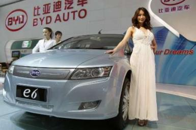 Buffett-backed BYD opens up 22 pct after $219 mln China IPO