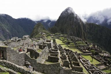 The Lost City: Machu Picchu [PHOTOS]