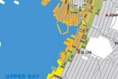 Hurricane Irene New York Evacuation Zones