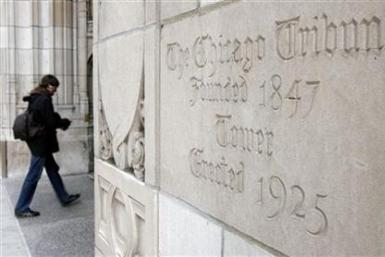 Tribune Tower, Chicago