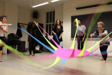 Dance Therapy: A Profession With Its Own Rhythm