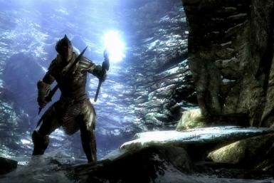 'Skyrim' DLC Release Date: 'Not Too Far Off' Says Bethesda, Hands-On With Kinect [VIDEO]