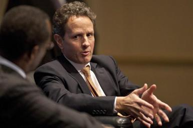 Treasury Secretary Timothy Geithner