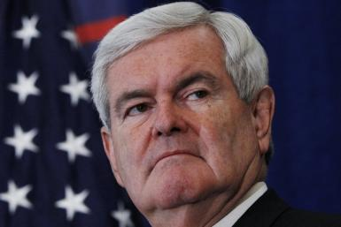 Ron Paul Supporter Sues Gingrich For Assault and Battery