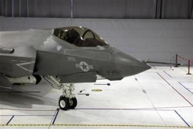 Lockheed Martin Corp F-35 fighter Jet