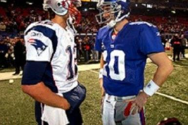Eli Manning and the Giants have the toughest schedule, while Tom Brady and the Patriots have the easiest schedule in 2012.