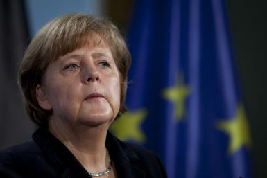 German Chancellor Angela Merkel now supports the expansion of euro zone's financial firewall by €200 billion