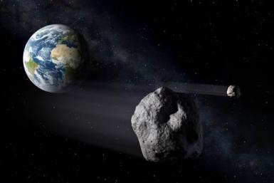 Asteroid 2011 AG5 Could Hit Earth in 2040