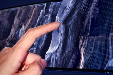 Haptic Touchscreen by Senseg