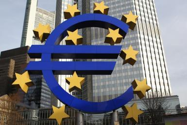 The euro zone saw a trade surplus after four months of gains.