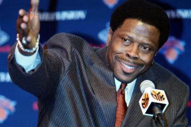 Patrick Ewing was inducted into the Basketball Hall of Fame in 2008.