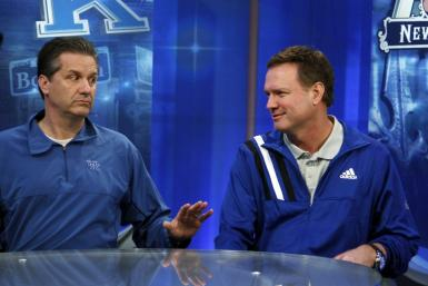 John Calipari and Bill Self also faced off in the 2008 National Championship Game.