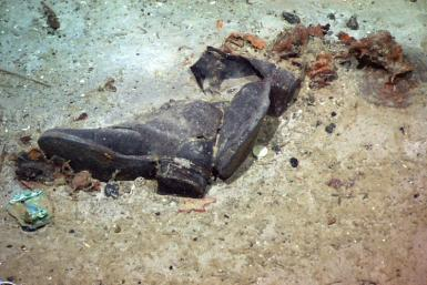 Human Remains Uncovered at Titanic's Hallowed Grounds