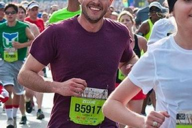 "The transformation from Zeddie Little into the ""Ridiculously Photogenic Guy"" began in April when the 25-year-old South Carolina, decided to compete in the 10km Cooper Bridge run in nearby Charleston. On April 16, Little introduced himself to the"
