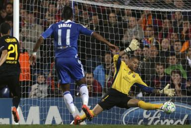 Watch highlights of Chelsea Vs. Barcelona in the Champions League semi-final first-leg at Stamford Bridge.