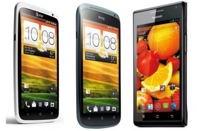 Dual Core Smartphones 2012: HTC One X, One S And Huawei Ascend P1 Ready For US Release; Which One Is The Best For You? [COMPARISON]