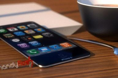 iPhone 5 Concept - Design by HandyFlash