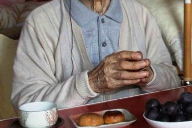 Jiroemon Kimura, the world's oldest living man, celebrated his 115th birthday on Thursday and shared his secret to a long life.
