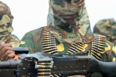 Suspected Member Of Boko Haram